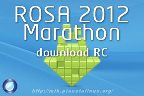 ROSA Linux 2012 marathon free and Extended Edition download RC